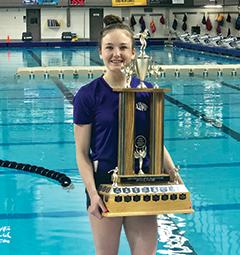 Team Canada synchro hopeful wins big in speed swimming