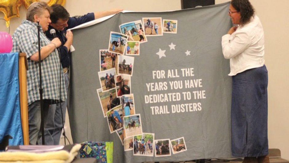 Traildusters celebrate 40 years of horsing around in Smith