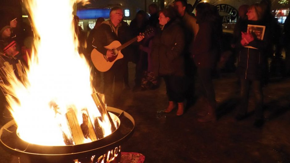 Weather cooperates, turnout good for Moonlight Madness
