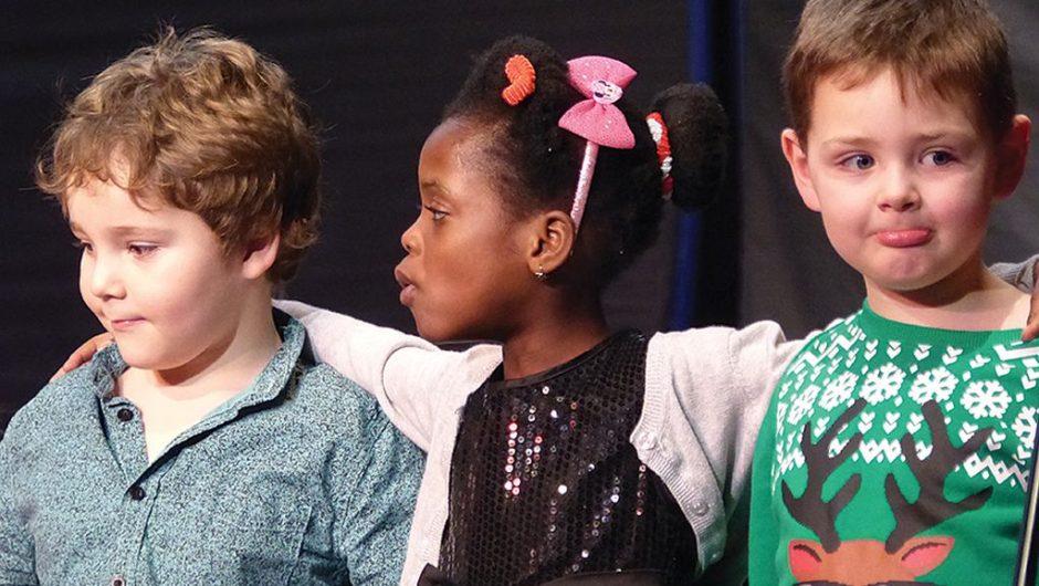 Schurter School turns 50 with social distancing fun