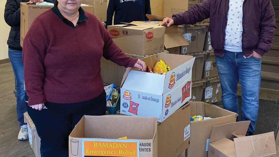 Slave Lake Friendship Centre secondhand store reopens