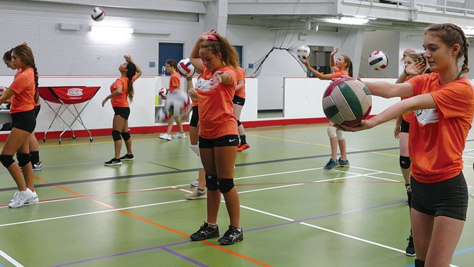 2nd annual volleyball camp coming to Slave Lake