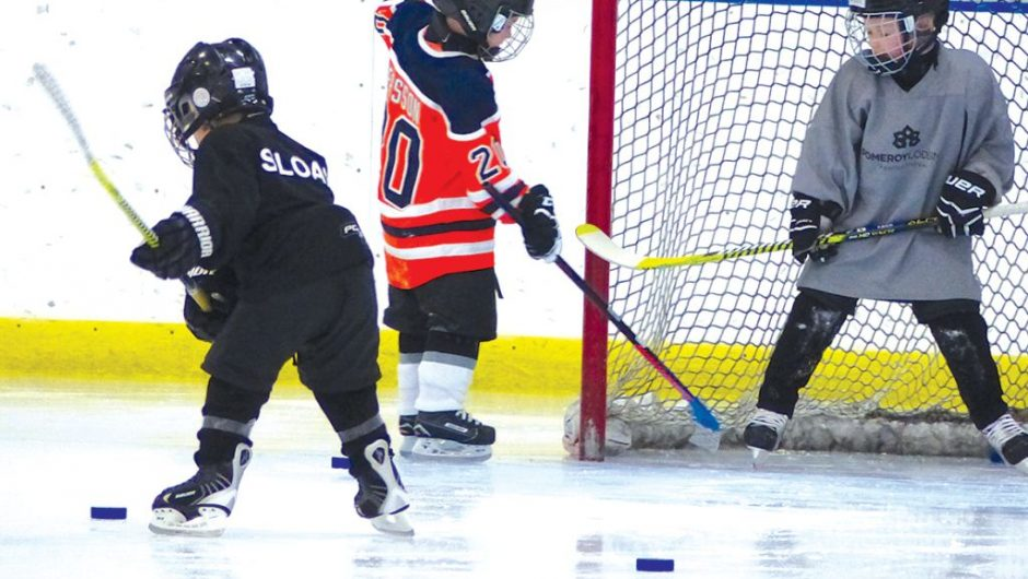 Non-negotiable: behave or be banned from the rink, says SL Minor Hockey
