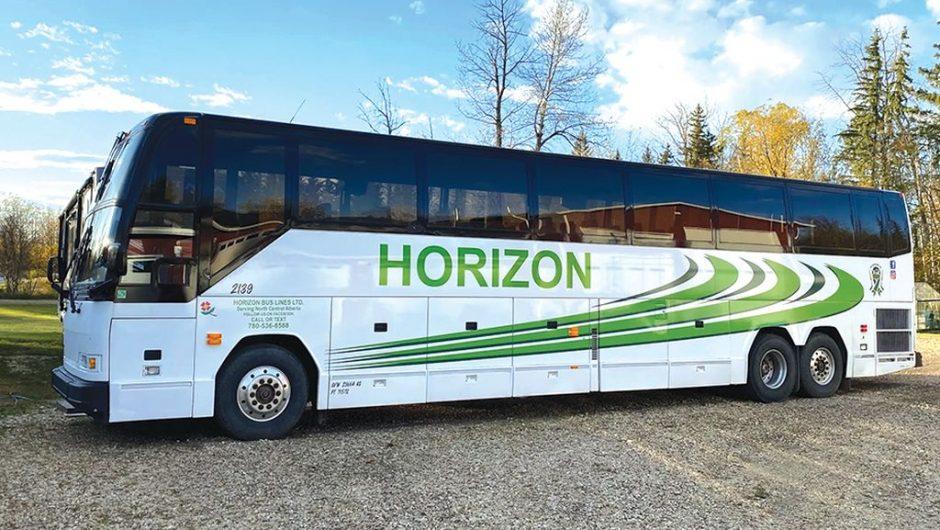 New bus company runs HP to Edm.