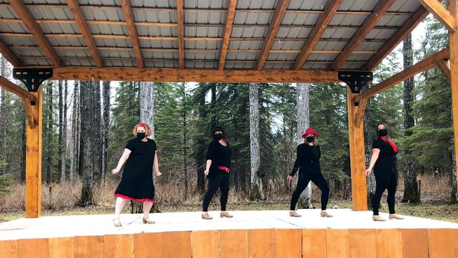 Dance Creations pulls off a virtual recital in the nick of time